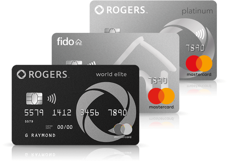 Rogers Bank Mastercard card image group