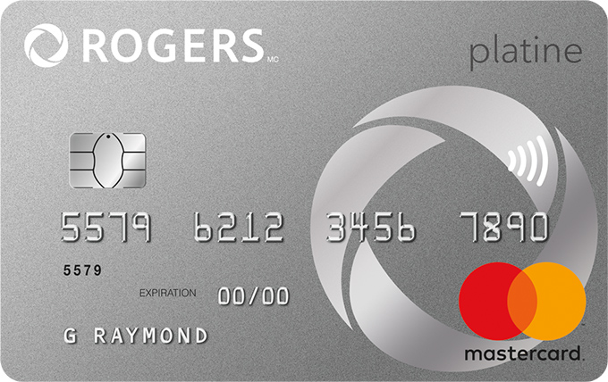 Rogers Platinum Mastercard change in terms